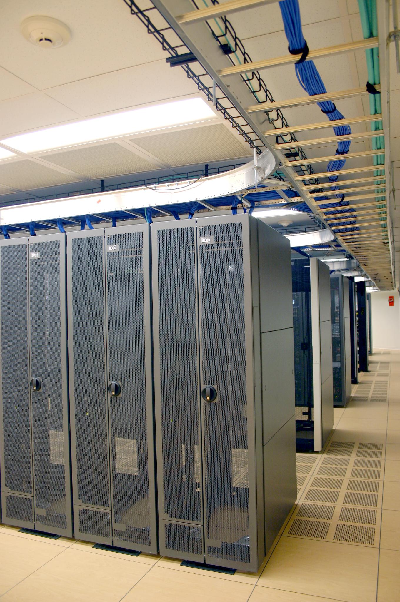 Morgan Lewis – 10 Penn – Data Center 15