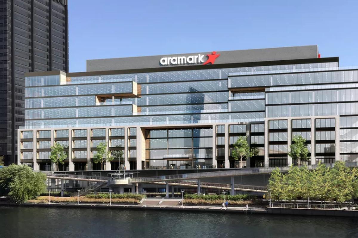 Aramark HQ Rendering